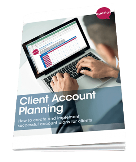 Questas Client Account Planning Download cover