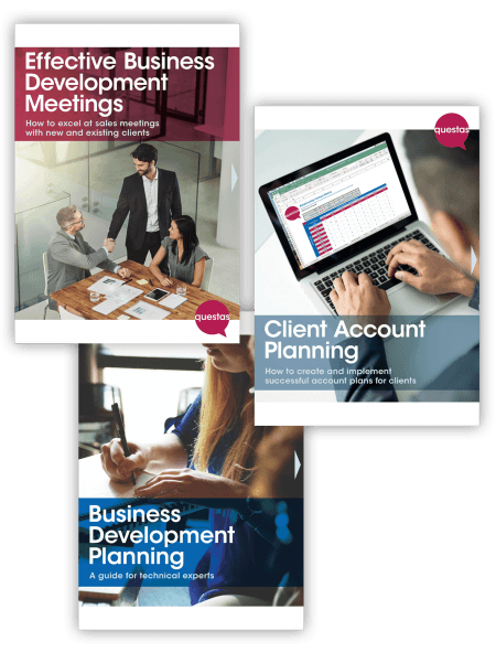 Trio of free business development training downloads