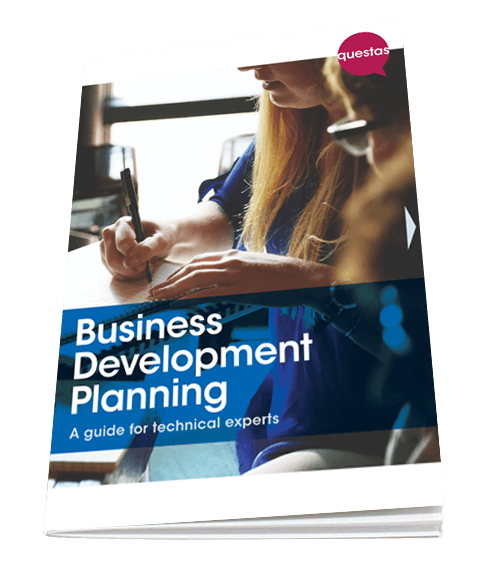 Business Development Planning - free training guide from Questas Consulting